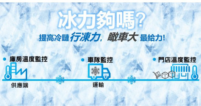 Cold Chain Power全程冷鏈行凍力